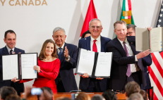 The USMCA will enter into force on July 1