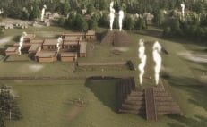 Mexican archeologists bring ancient city back to life through virtual reconstruction