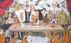 The Wounded Table: New hope for Frida Kahlo's long-lost paintingTable