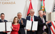 The USMCA trade agreement goes into effect today
