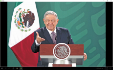 President López Obrador celebrated the 2nd anniversary since his victory in the 2018 presidential election - Photo: File photo