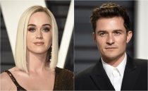 """Somos amigos"", dice Orlando Bloom sobre Katy Perry"