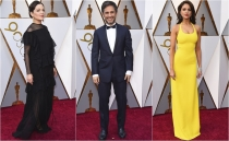 red carpet_oscar 2018