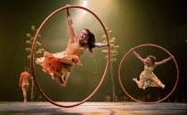 Luzia comes to life with a Mexican flair