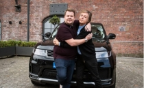 James Corden junto a Paul McCartney en Carpool Karaoke