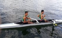 Mexican rowers win gold at Barranquila 2018