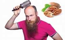 Students from IPN develop nut-based product for hair loss