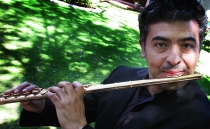 Mexican flute player triumphs in France