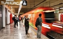 Mexico City subway collapses