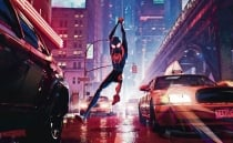The young Mexican behind 'Spider-Man: Into the Spider-Verse'