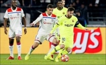 ¡En vivo! Lyon vs Barcelona, Champions League