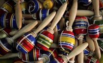 Mexico City presents traditional toys exhibition