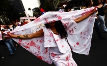 Women were sexually tortured by the Mexican government