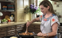 Pati Jinich shares the wonders of Mexican gastronomy with the world