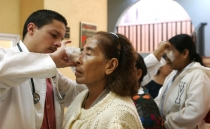 Cataracts and poverty are closely related in Mexico