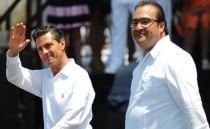 Javier Duarte claims he orchestrated his arrest with the Peña Nieto administration