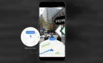 Google Realidad Aumentada Live View