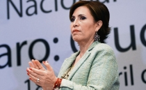 Former Minister Rosario Robles is taken into custody