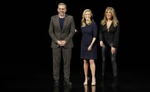 "Steve Carell, Reese Witherspoon y Jennifer Aniston presentan el tráiler de ""The Morning Show"""