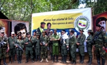 Colombia's FARC rebels issue call to arms three years after peace deal