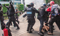 The Mexican police have turned to police brutality and human rights violations
