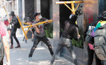 How will vandalism and looting affect Mexico City?