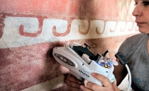 Mexican researchers identify highly coveted and symbolic pigments in Teotihuacan murals