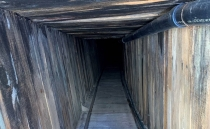 Highly sophisticated Mexico-U.S. border tunnel discovered in Arizona