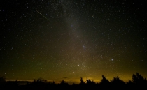 The Perseid meteor shower is ready to dazzle August's night sky
