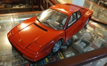 Two model cars worth thousands were stolen from Mexico's Antique Toy Museum