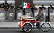 Street vendors are embedded in Mexico City's culture and history