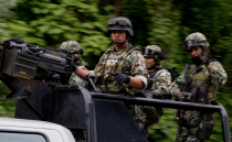 Mexican soldiers ordered the execution of a civilian