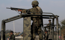 The Mexican army & the excessive use of force