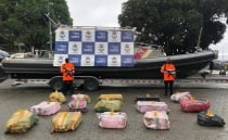 Colombian authorities deliver major blow to the Jalisco New Generation Cartel by seizing one ton of cocaine