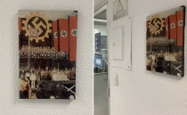 Controversial Nazi photograph displayed at Volkswagen dealership sparks outrage in Mexico
