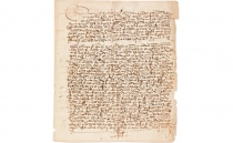 Mexican authorities have yet to contact U.S. auction house about stolen Hernán Cortés manuscript