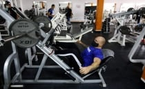 Mexico City gyms reopen with COVID-19 health restrictions