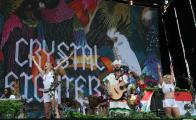 Crystal Fighters arma fiesta mexicana en el Corona Capital