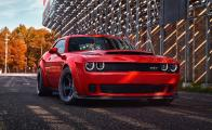 Dodge Challenger Demon supera los 300 km/h