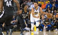 Stephen Curry recibe el alta médica