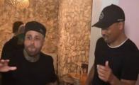 Will Smith baila reggaetón con Nicky Jam