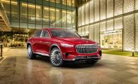 Vision Mercedes-Maybach Ultimate Luxury un SUV de 750 hp