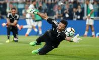 Gianluigi Buffon niega altercado con Benatia