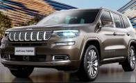 Jeep revela Grand Commander, SUV de tres filas
