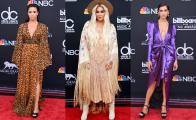 Celebrities, influencers y cantantes lucieron espectaculares vestidos