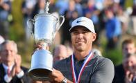 Brooks Koepka, bicampeón del US Open