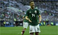 "Javier ""Chicharito"" Hernández ask fans to stop homophobic slur"