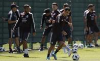 Mexico's Football Team arrives in Rostov