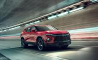 Regresa la Chevrolet Blazer