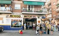 """Terminator"" recreates Mexico in Madrid"